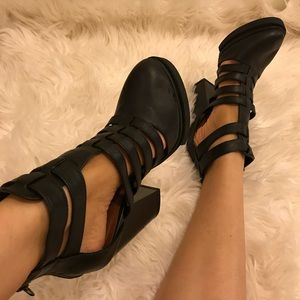 Shoes - Caged heels